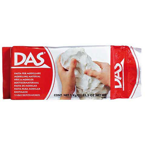 DAS Air-Hardening Clay