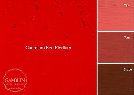 Gamblin Oils - Reds