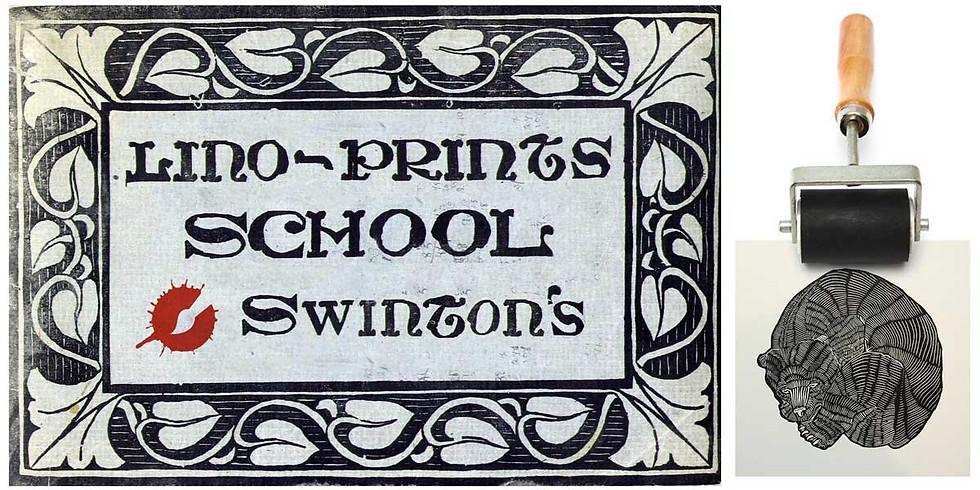 Printmaking • Linocut & Monoprint