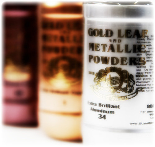 Gold Leaf & Metallic Powders (Neuberg)