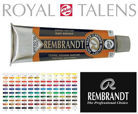 Rembrant Oils