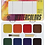 Thumbnail: Yarka Semi Moist Watercolor Pan Sets