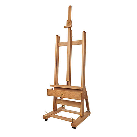Master Studio Easel with Crank · Mabef