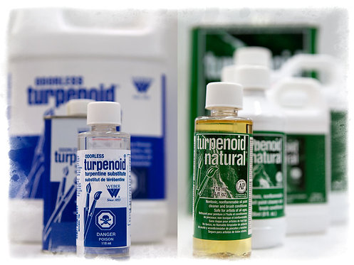 Turpenoid Natural & Odourless Solvent
