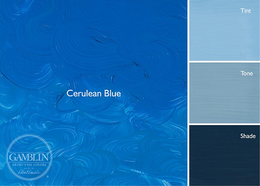 Blues - Greens (Gamblin 1980's)