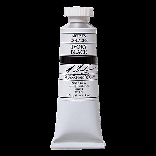 Blacks / Whites (M.Graham Gouache)