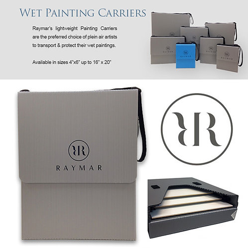 RayMar's Wet Painting Carriers