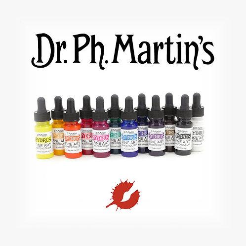 Dr. Ph. Martin's Hydrus Fine Art Watercolours