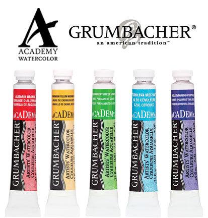 Grumbacher Academy Watercolour