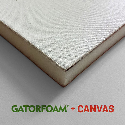 Gator Board Canvas Panels