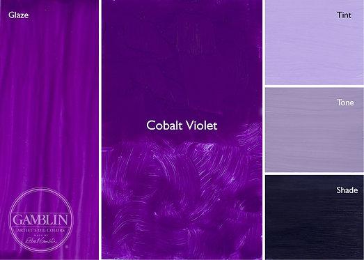 Gamblin Oils - Violets