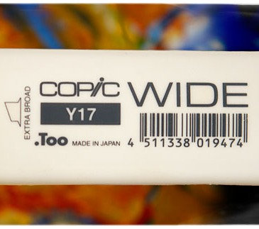 Copic Wide Markers