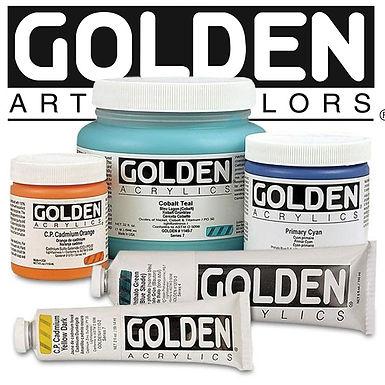 Golden Acrylic Paints