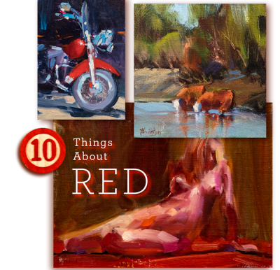10 Things About Red