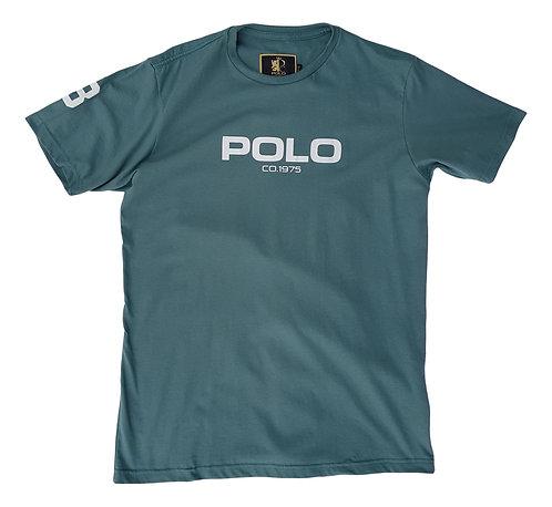 Camiseta Classic Polo Co. 1975