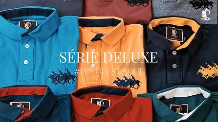 Polo Collection - Polos Série Deluxe