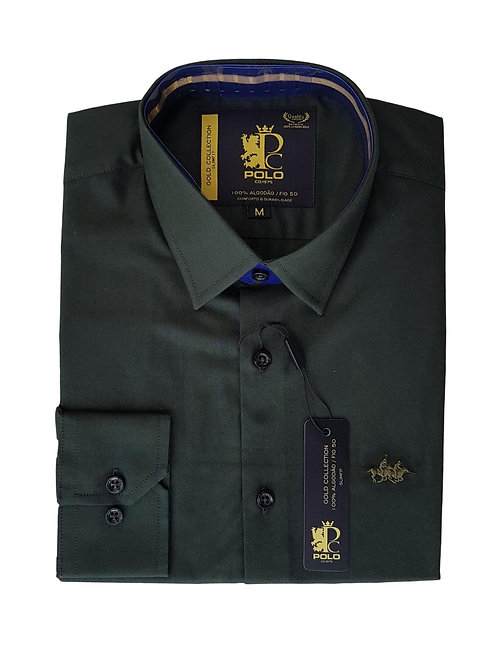 Camisa Gold Collection 21 - Polo Collection