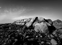 Steps at Brenton Point