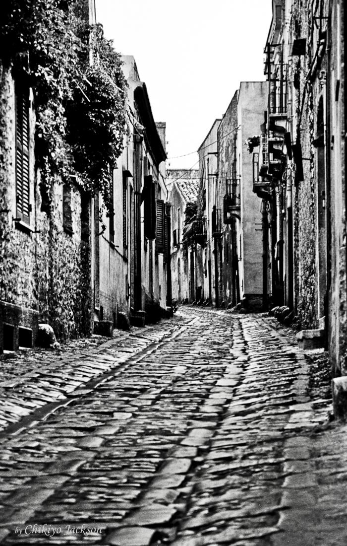 """Reposo"", Erice Sicily"