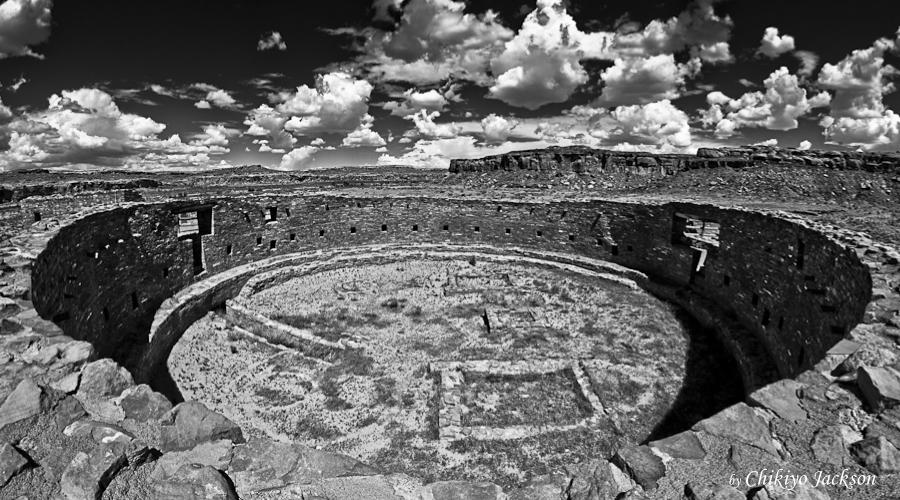 Casa Rinconada, Chaco Canyon Ruins
