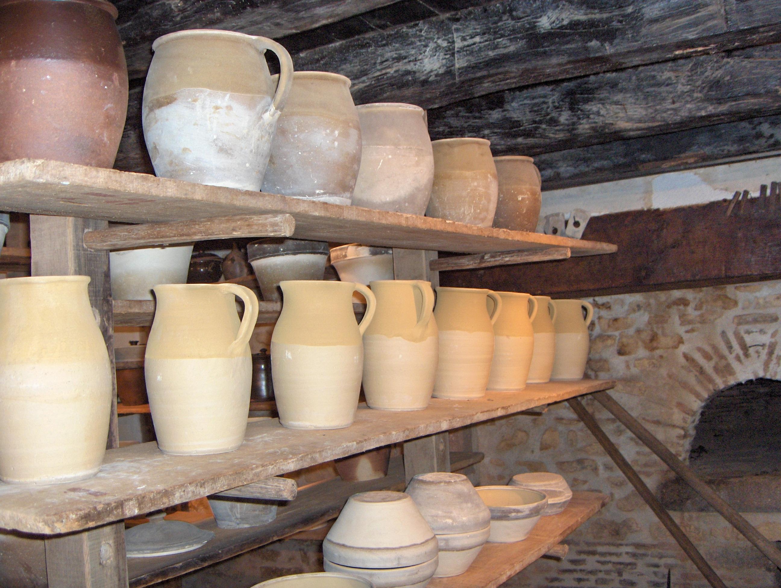 Chambre à pots
