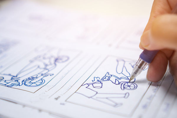 storyboard-storytelling-drawing-creative