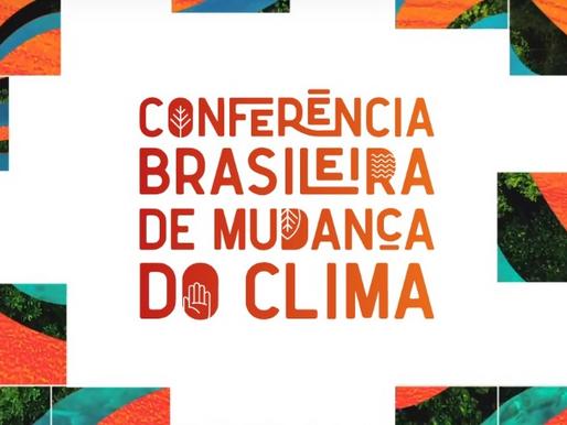 DISCUSSÃO SOBRE GOVERNANÇA CLIMÁTICA NA CONFERÊNCIA NACIONAL DO CLIMA