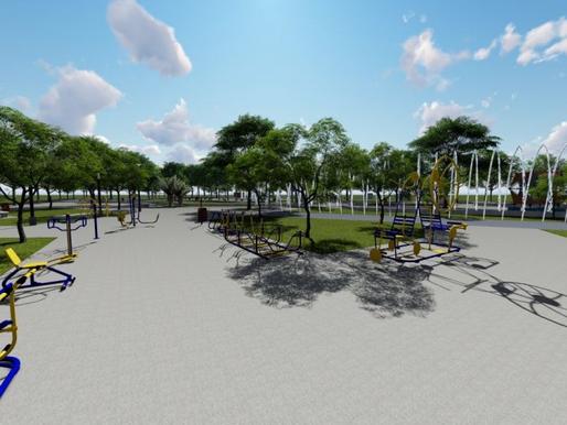 Prefeitura de Maringá encerra abertura de envelopes para modernização da praça Napoleão M. da Silva