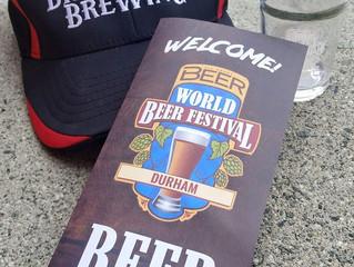 World Beer Fest in Durham, NC