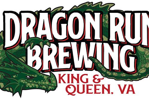 Dragon Run Brewing Sticker