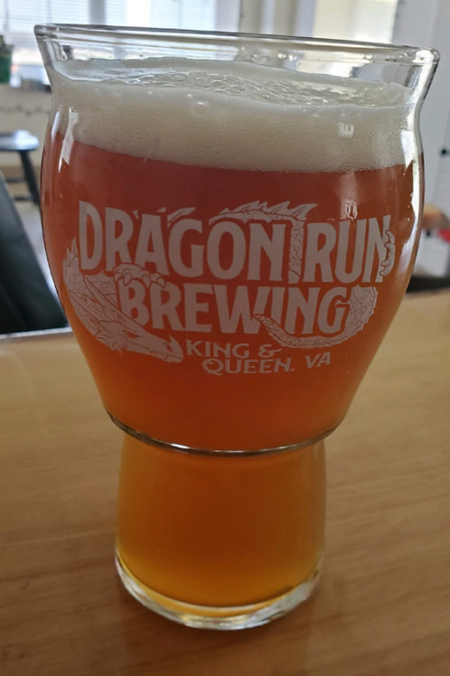Dragon Run Brewing Pint Glass