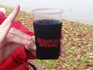 Dragon Run Brewing Beer, Great for Tailgates