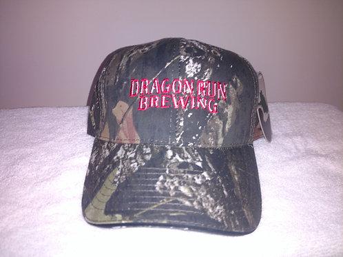 Dragon Run Brewing Mossy Oak Camo Hat