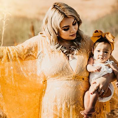 Celina | Motherhood