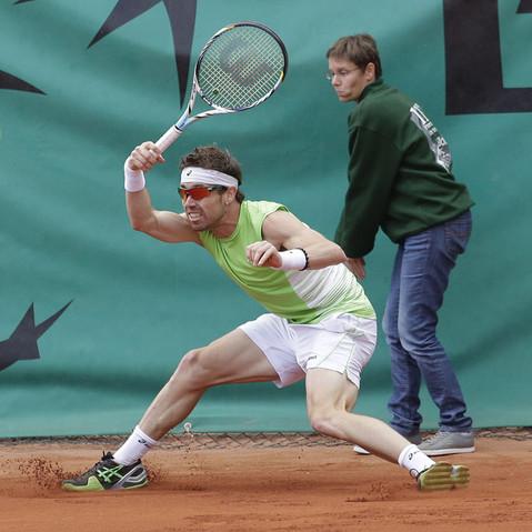 Reportage Sports Tennis