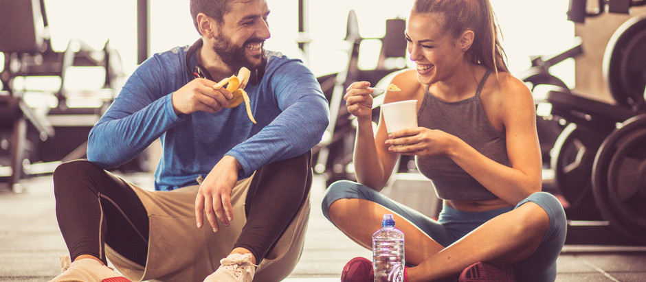 How to Stay On Track With Your Diet and Training