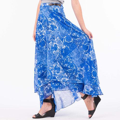 Blue Wind Skirt