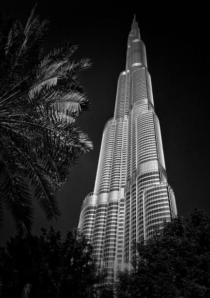 4563_Dubai Burj Khalifa_B+W_17 x 22.jpg