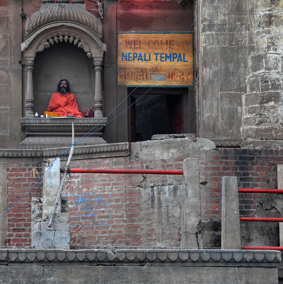 1437_Varanasi-Guru-Seated_col_22-x-17.jp