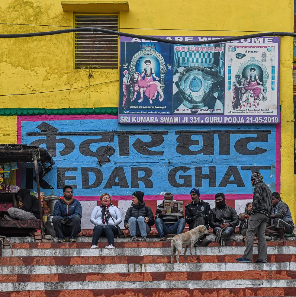 1364_Varanasi-Mary-on-Steps_COL_22-x-17.