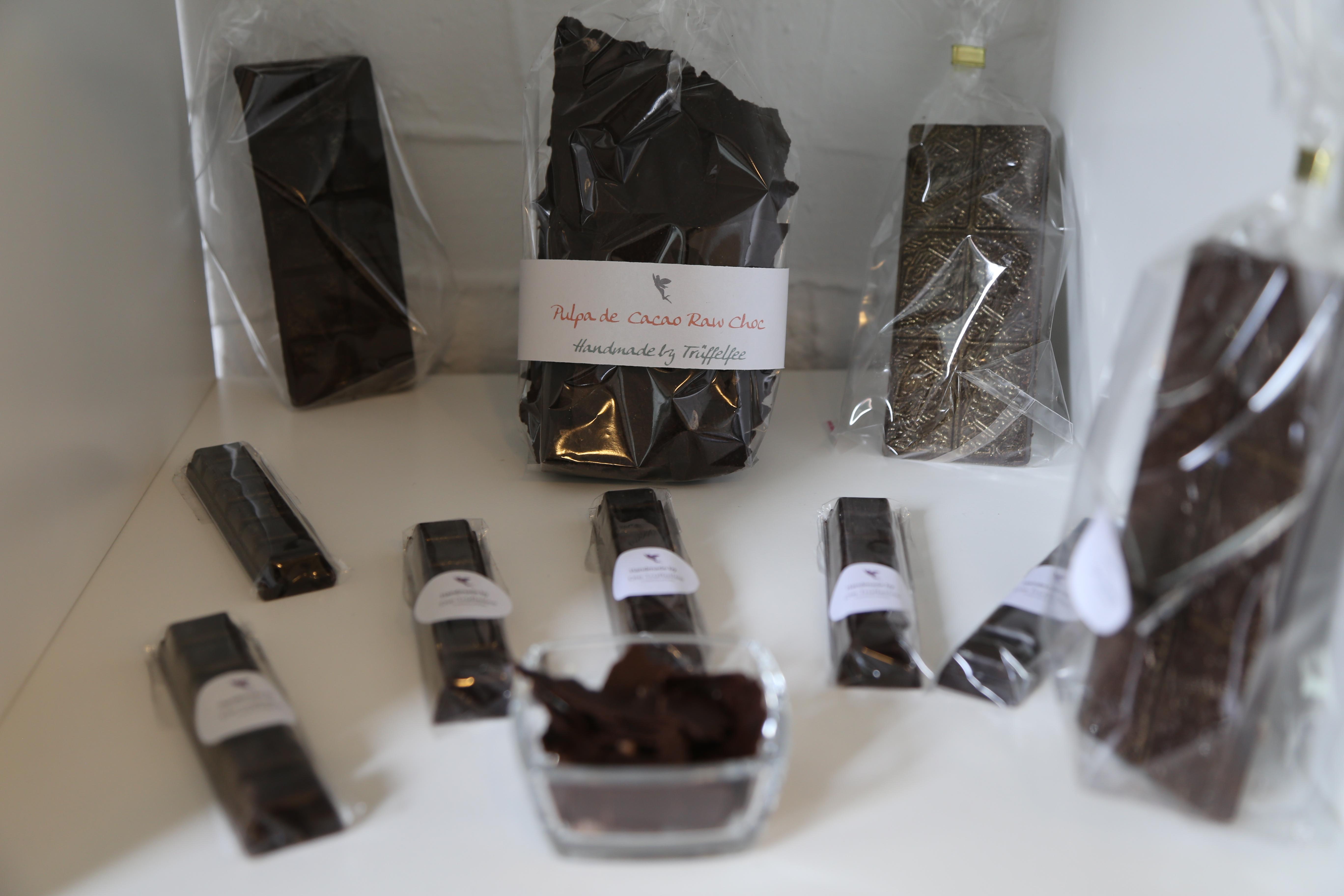 Rohschokolade