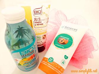 [J'ai testé] 3 produits irréprochables pour la douche !