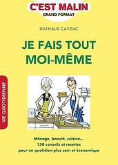 """""""Je fais tout moi-même"""", Nathalie Cayzac, Editions Leduc.s"""