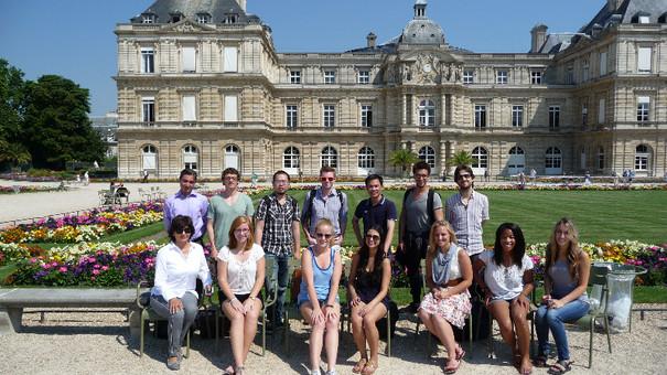 Les étudiants français de l'Institut Catholique