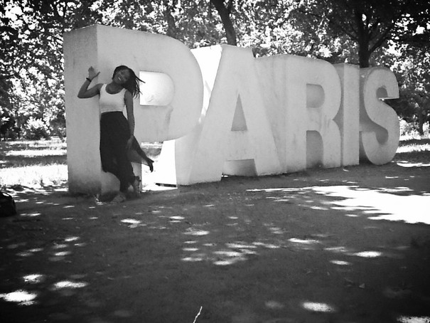 J'aime Paris!