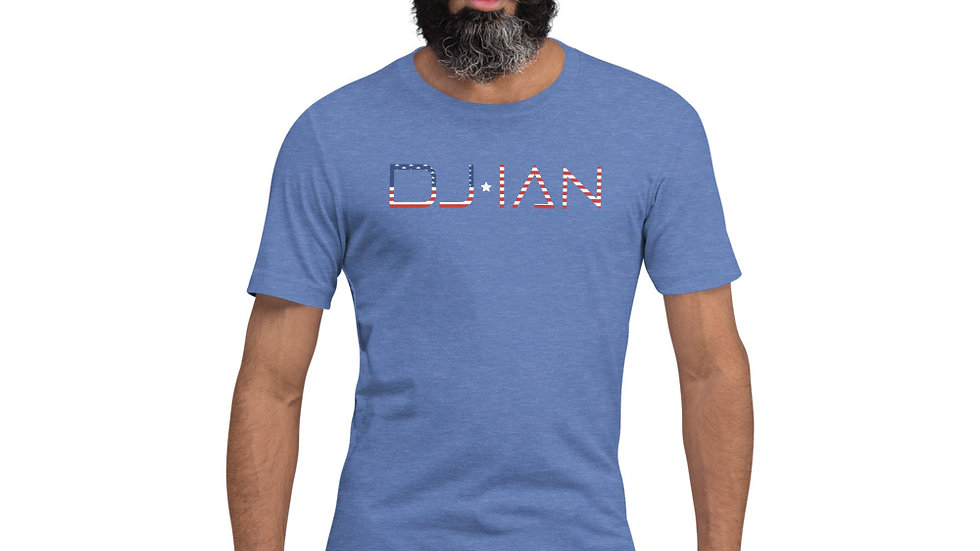 DJ Ian Patriot T-Shirt