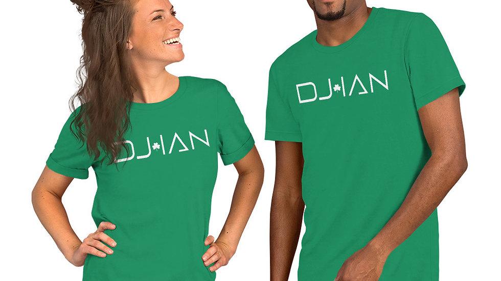 DJ Ian St. Patrick's Day T-Shirt