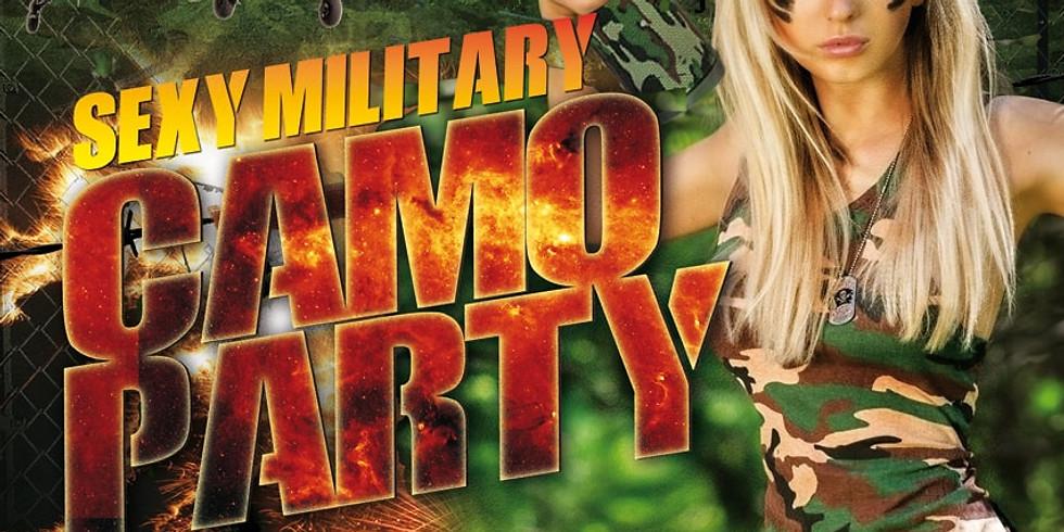 Sexy Military CAMO PARTY