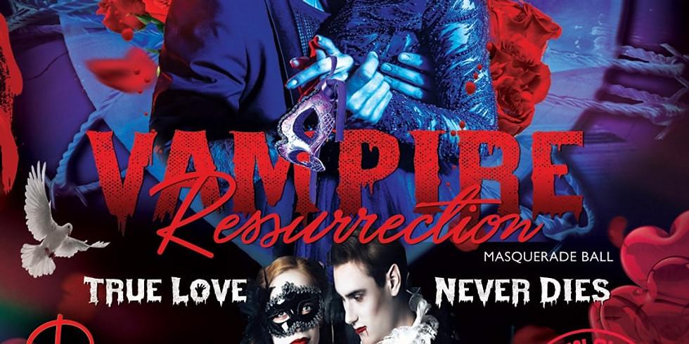 Vampire Resurrection Masquerade Ball