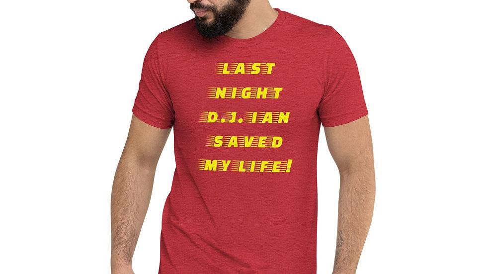 DJ Ian Retro 80s T-Shirt